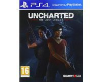 Amazon: Jeu PS4 Uncharted : The Lost Legacy à 19,90€
