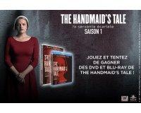 """Allociné: Des DVD de la série """"The Handmaid's Tale"""" Saison 2 à gagner"""