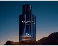 Dior: 1 échantillon gratuit de Sauvage Eau de Parfum