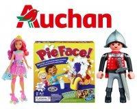 Auchan: 1 jouet acheté = le 2ème offert sur une sélection