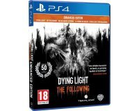 Rakuten: Jeu PS4 Dying Light : The Following - Enhanced Edition à 17,99€