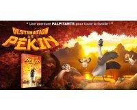"6play: Des DVD du film ""Destination Pékin"" à gagner"