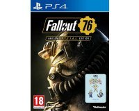 Amazon: Jeu PS4 / Xbox One Fallout 76 Amazon S.P.E.C.I.A.L édition + 3 Pins à 29,99€