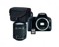 Fnac: Pack Fnac Reflex Canon EOS 200D Noir à 599,99€