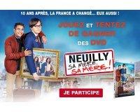 "Allociné: 10 DVD du film ""Neuilly sa mère sa mère"" à gagner"