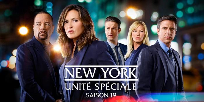 Code promo L'Info Tout Court : Concours New York Unité Spéciale Saison 19, 2 coffrets de 6 DVD à gagner