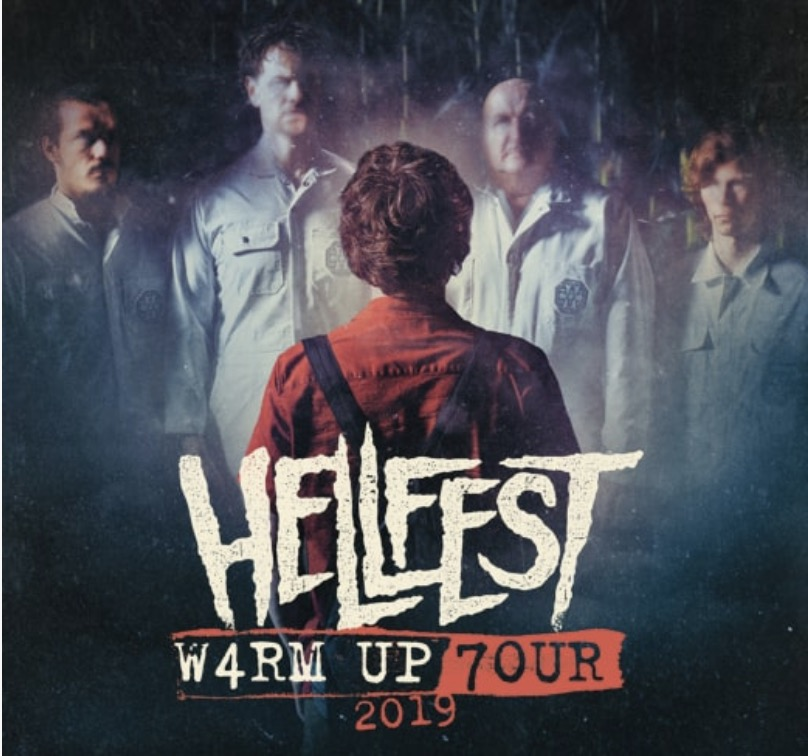 Code promo Dr. Martens : 14 lots de 2 places pour la tournée Warm Up du Hellfest Tour 2019 à gagner