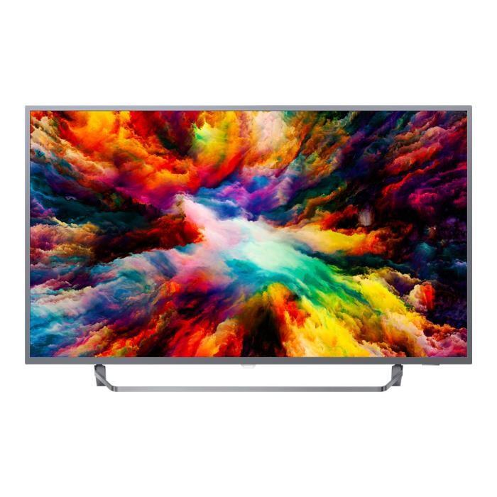 """Code promo Fnac : TV Philips 50"""" LED 4K UHD Ambilight 3 côtés (50PUS7303) à 499,99€ au lieu de 699,99€"""