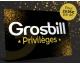 GrosBill: Bénéficiez de nombreux privilèges à 29.95€ par an