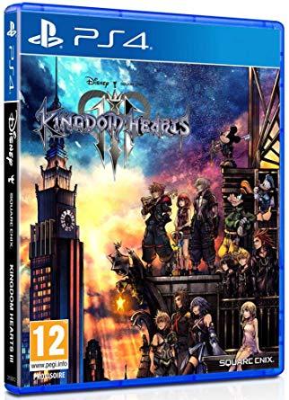 Code promo Base.com : Kingdom Hearts 3 sur PS4 à 28,26€ au lieu de 40€