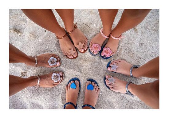 Code promo Magazine Maxi : 10 paires de sandales Zhoelala à gagner