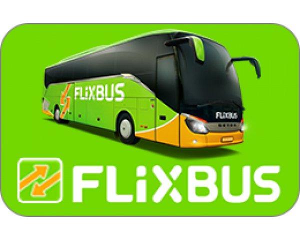 Code promo Flixbus : 10% de réduction sur un trajet Flixbus
