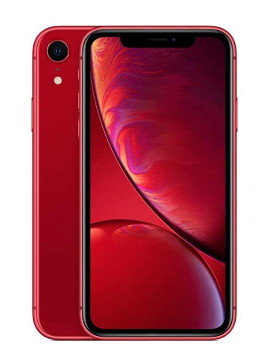 Code promo Amazon : Apple iPhone XR (64 GO) - Rouge à 673,55€ au lieu de 855.28€
