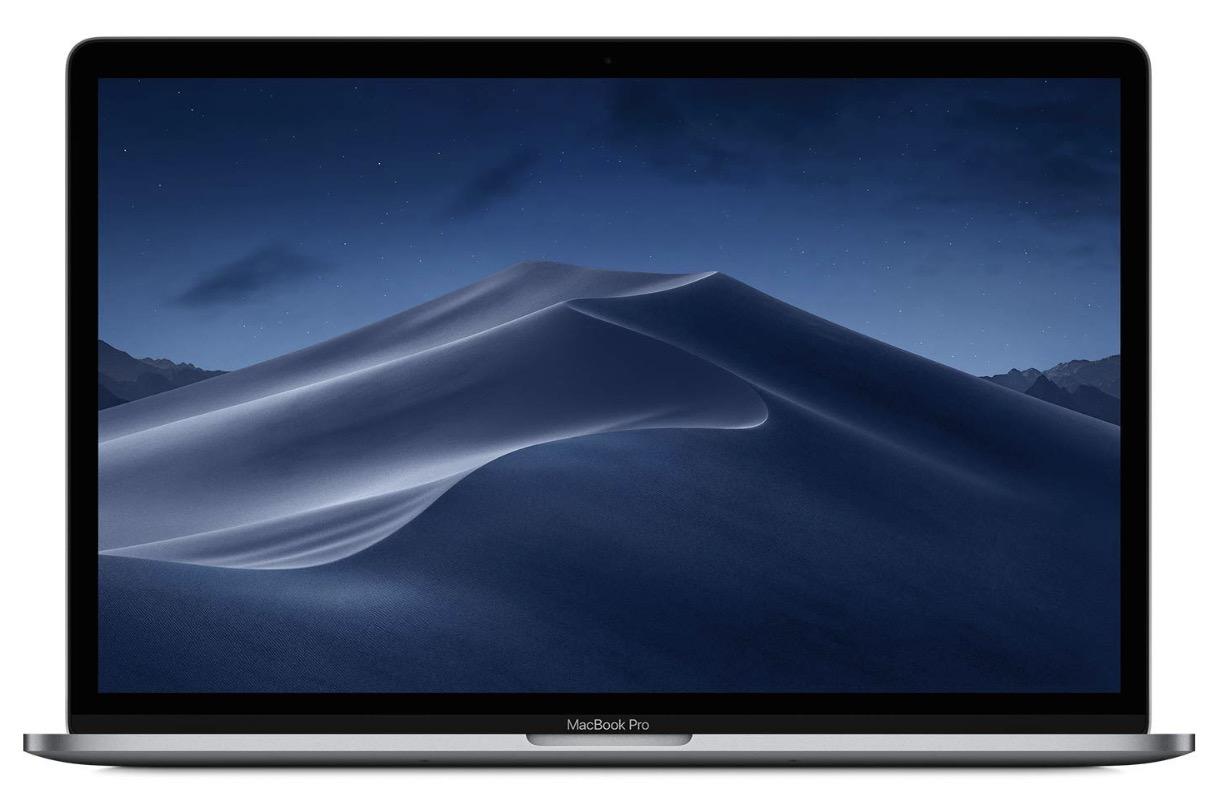 """Code promo Amazon : MacBook Pro 15"""" Touch Bar, Intel Core i7 Hexacœur de 8e Gen. à 2,6 GHz, SSD 512 GO à 2869€"""
