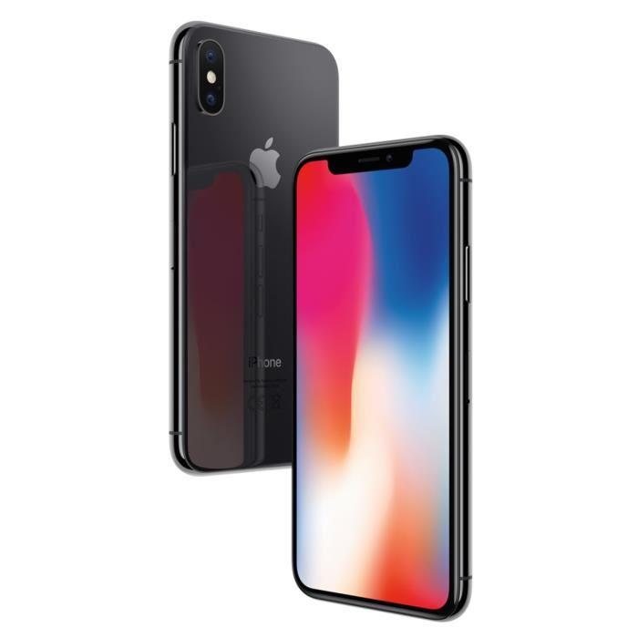 Code promo Cdiscount : Apple Iphone X Gris sidéral 64 Go à 849.94€ au lieu de 1100€