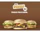 Burger King: [Les Deals] 10 produits à moins de 3€