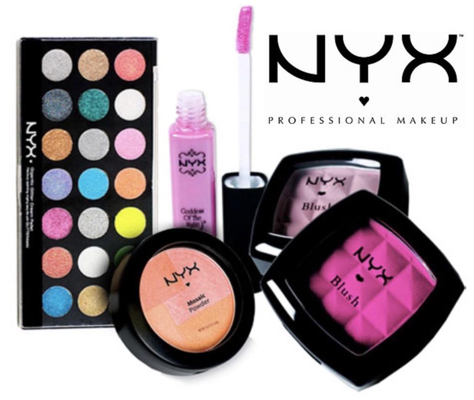 Code promo Nyx Cosmetics : Jusqu'à 50% de remise sur les produits de beauté et accessoires professionnels pendant les soldes