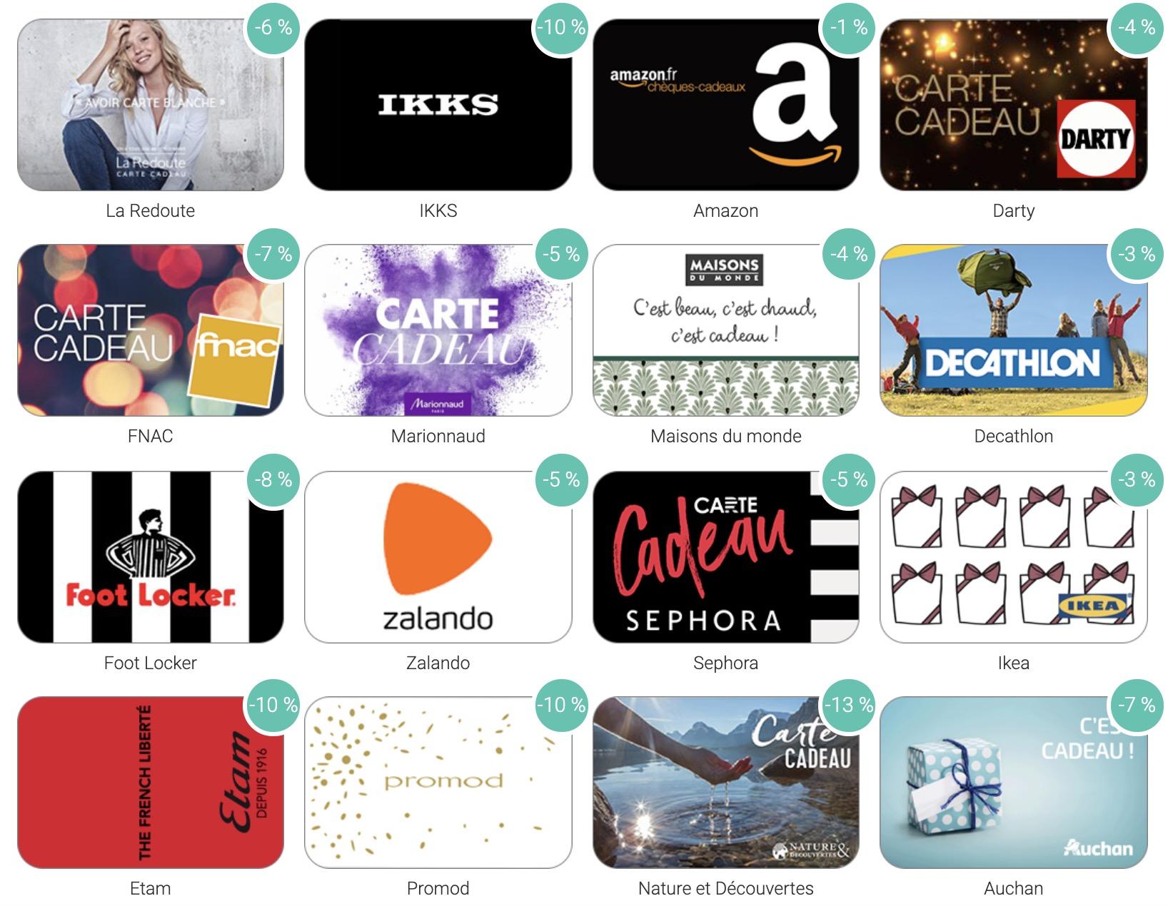 Code promo Place Des Cartes : Economisez jusqu'à -20% supplémentaires pendant les soldes grâce aux bons d'achat à prix réduits