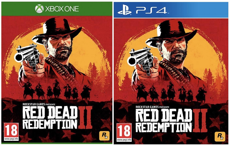 Code promo Auchan : Red Dead Redemption 2 sur PS4 ou Xbox One à 19,99€