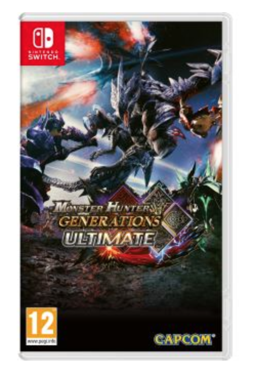 Code promo Fnac : Monster Hunter Generations Ultimate sur Nintendo Switch à 29.99€ au lieu de 39.99€