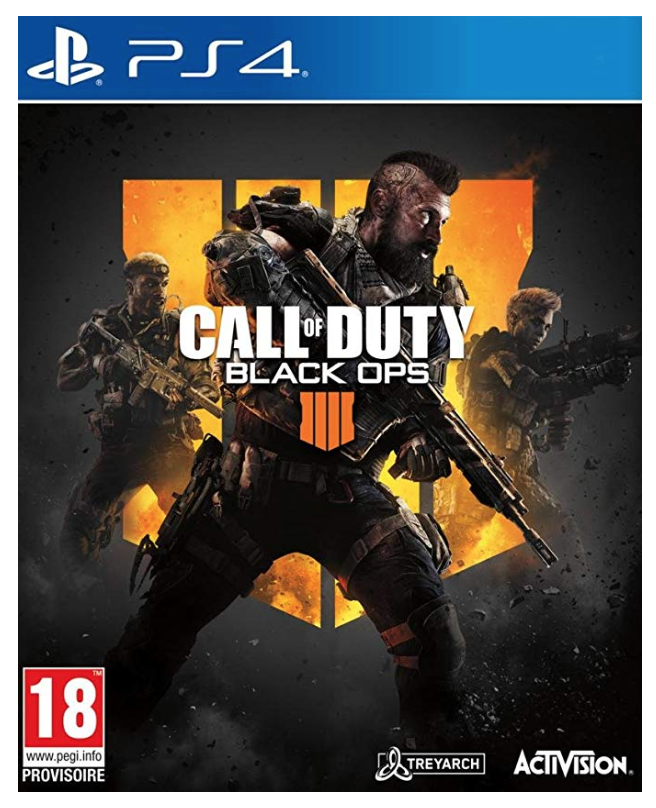 Code promo Amazon : Call of Duty: Black Ops 4 + Calling Card à 24,99€