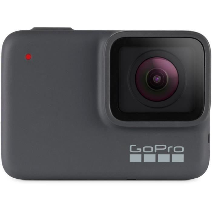 Code promo Cdiscount : GOPRO HERO7 SILVER Action Cam - Argenté à 239.99€ au lieu de 299.99€