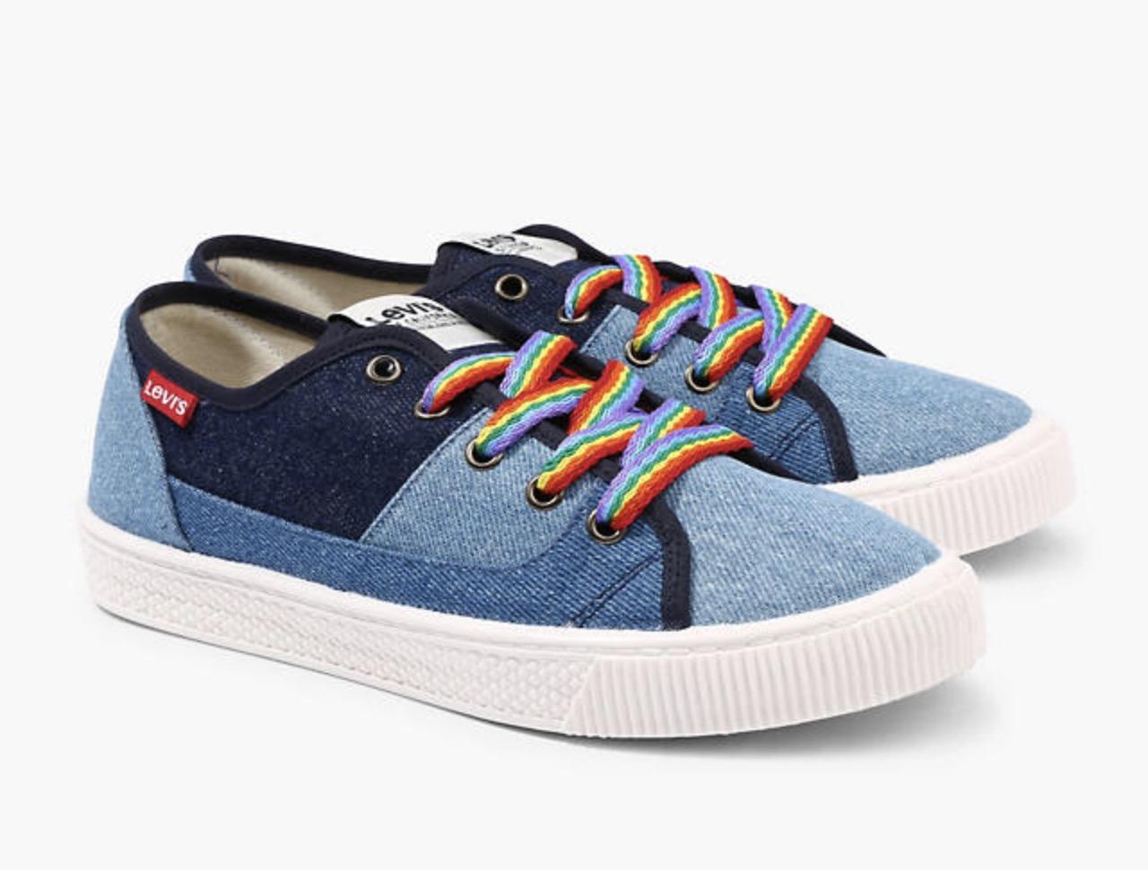 Code promo Levi's : Les Malibu Sneakers Levi's Taille 36 à 22.00€