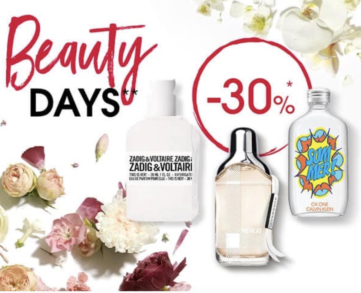 Code promo Sephora : 30% de remise sur une sélection de parfums