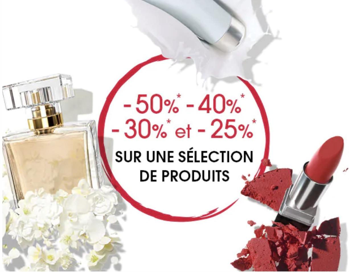 Code promo Sephora : Beauty Days : jusqu'à 50% de réduction sur une sélection de produits de beauté