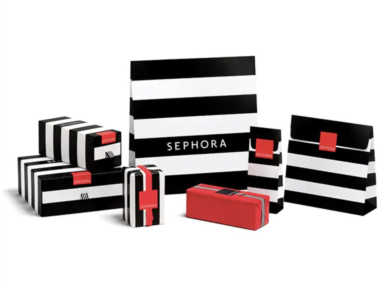 Code promo Sephora : [Gift Factory] 1 emballage cadeau offert pour toute commande