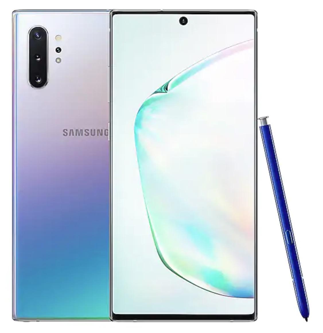 Code promo Rakuten : 1 smartphone Samsung Galaxy Note10 256Go à gagner