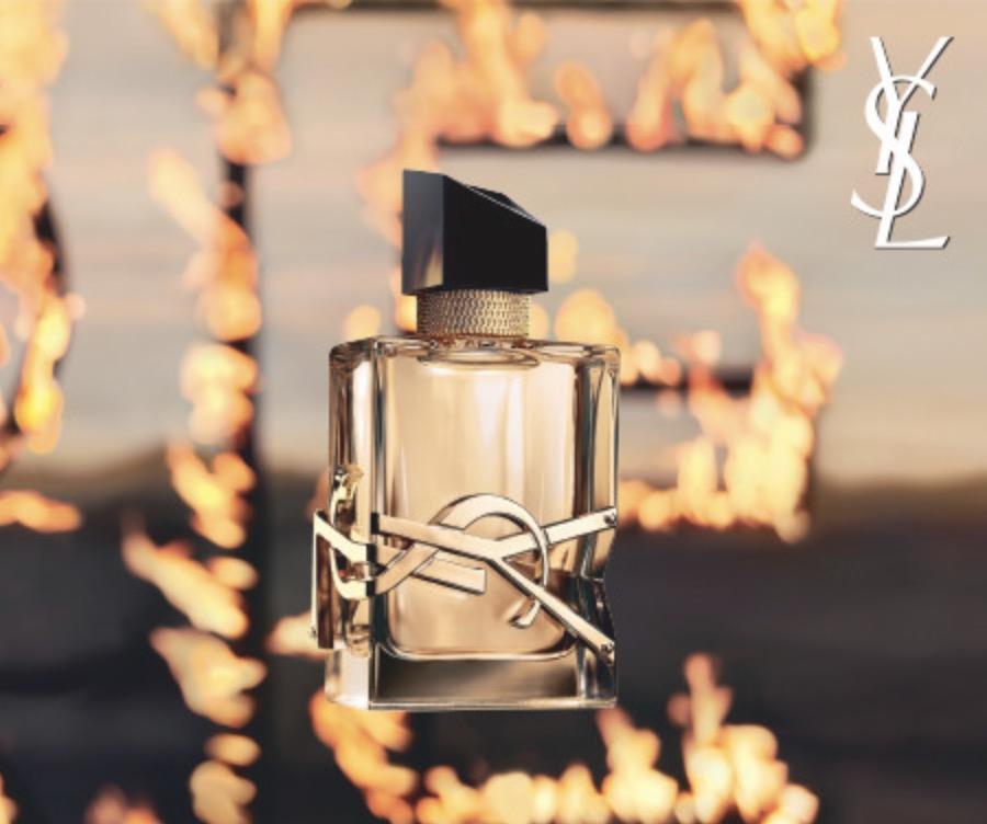 Code promo Yves Saint Laurent : Echantillon de parfum Yves Saint Laurent Libre gratuit