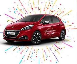 Code promo Oxylio : Une voiture Peugeot d'une valeur de 13590€ à gagner