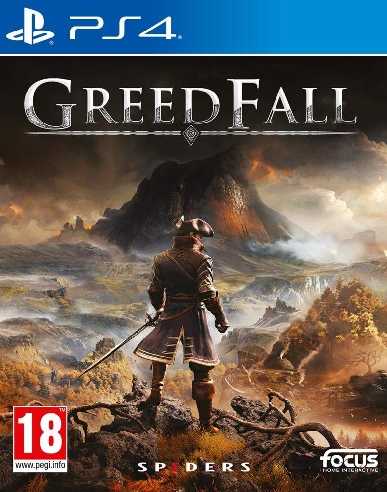 Code promo Amazon : GreedFall sur PS4 à 39,99€