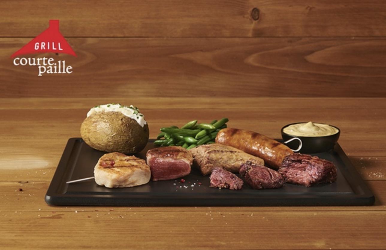 Code promo Groupon : Payez 1€ votre réduction de 50% sur tous les plats