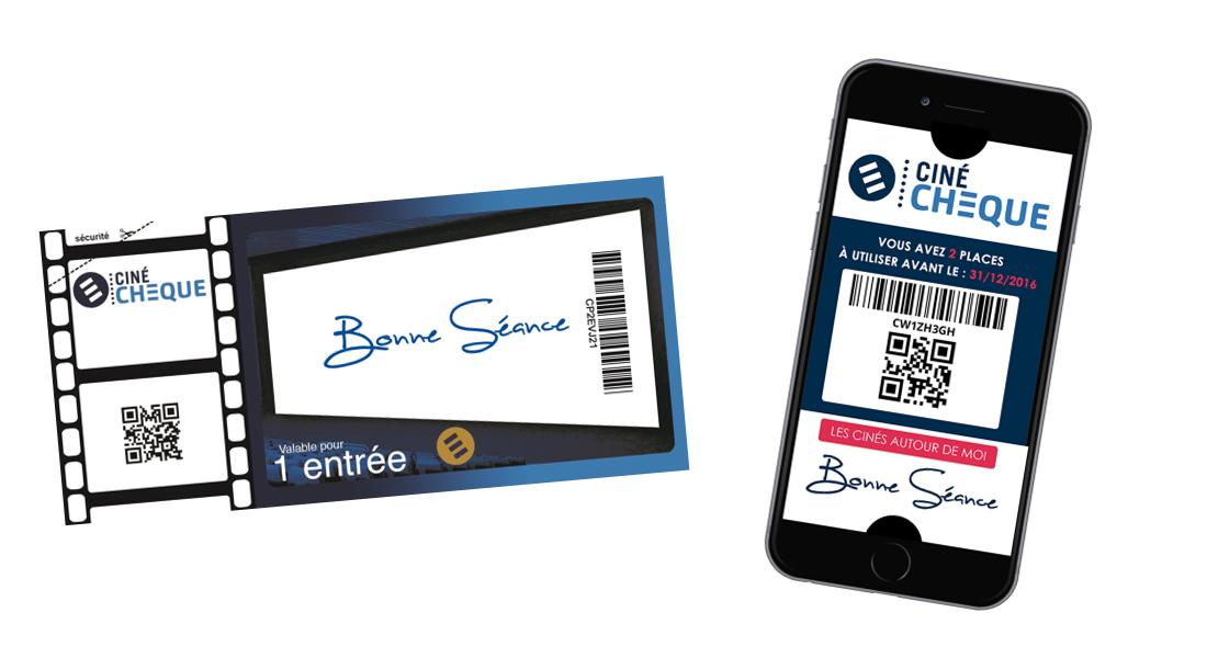 Code promo Carrefour Spectacles : Places de cinéma e-billet CinéChèque à 6,40€