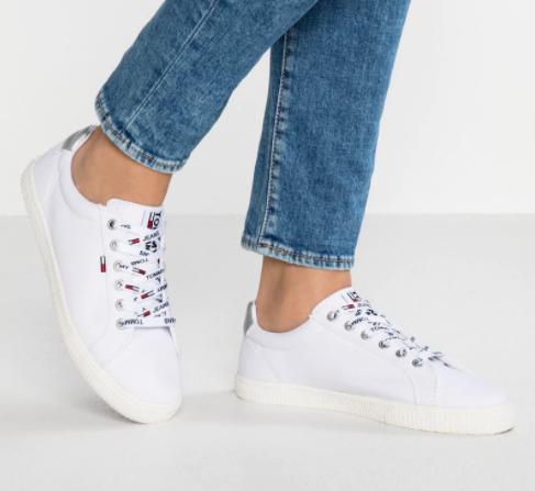 Code promo Zalando : Baskets Tommy Jeans à 48€ au lieu 59.95€
