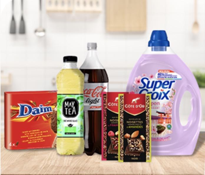 Code promo Magasins U : Bons de réduction Magasins U à imprimer : jusqu'à 25€ sur les produits de vos marques préférées