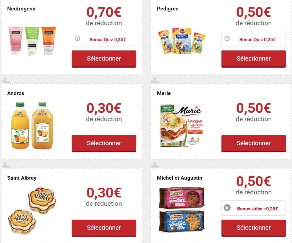Code promo iGraal : Plus de 80 coupons à imprimer pour économiser sur vos marques préférées