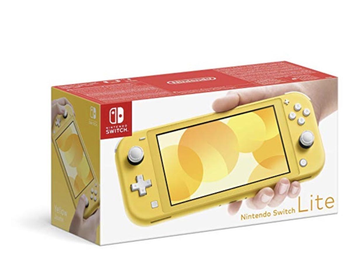 Code promo Rakuten : Une Nintendo Swich Lite à gagner