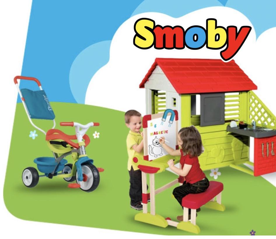 Code promo PicWicToys : 25% offerts en bon d'achat sur tous les produits SMOBY