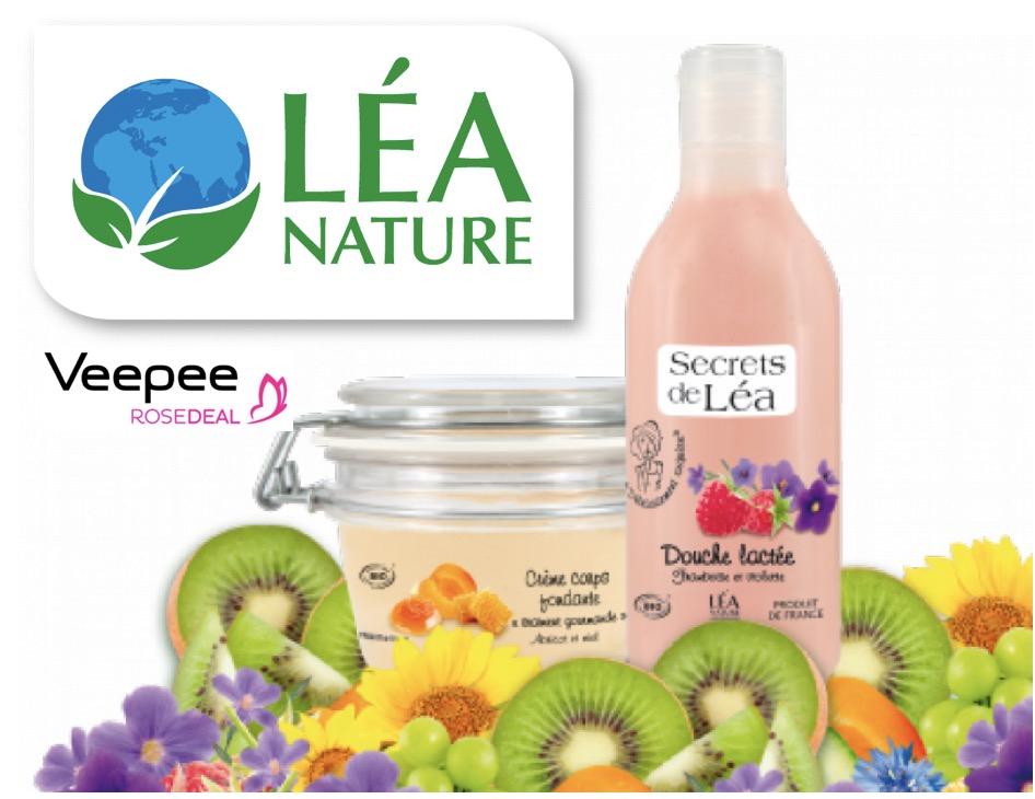 Code promo Veepee : [Rosedeal] Payez 20€ le bon d'achat Lea Nature de 40€