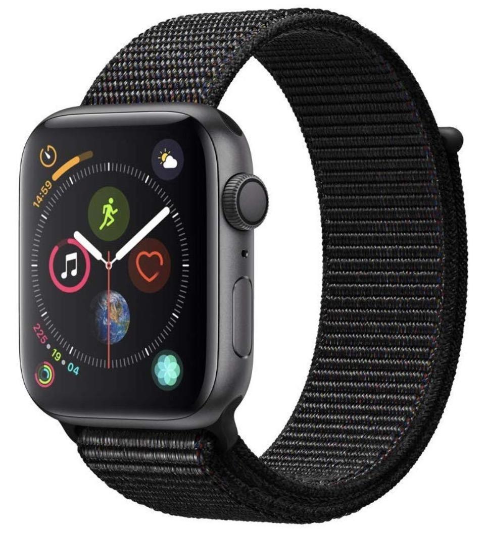 Code promo Amazon : 20% de réduction sur les Apple Watch Serie 4 coloris et taille au choix