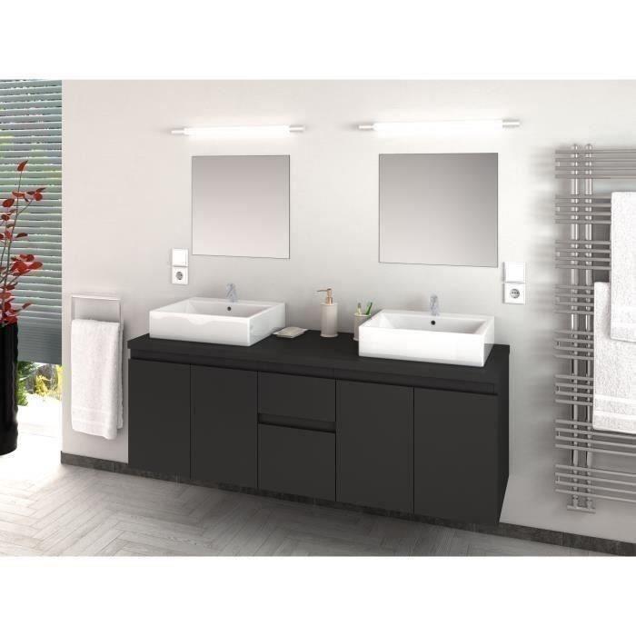 Code promo Cdiscount : 399 euros d'économies sur la double vasque de salle de bain CINA