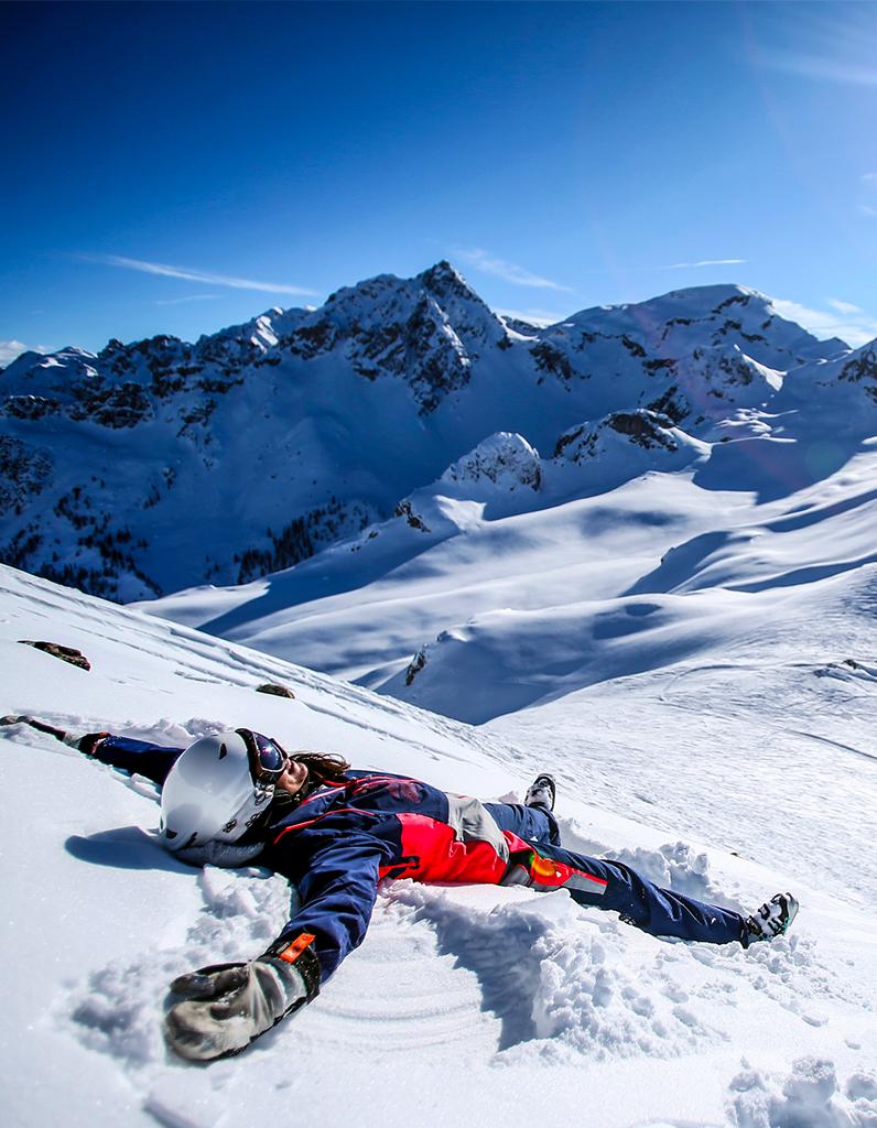 Code promo Elle : 2 séjours au ski pour deux dans un village de Serre Chevalier Vallée Briançon