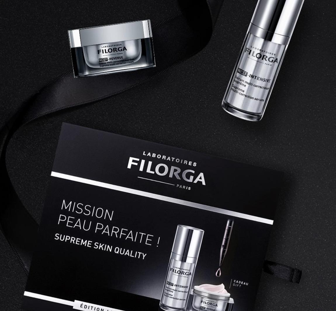 Code promo Le Figaro Madame : 25 coffrets de 2 produits de soins Filorga à gagner