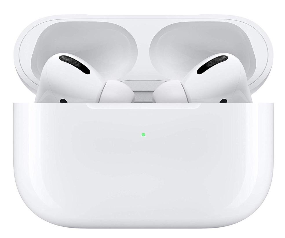 Code promo Amazon : Ecouteurs sans fil à réduction de bruit Apple AirPods Pro à 207€