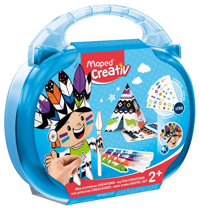 Code promo Maped : Votre 1er achat de kit créatif pour enfant Maped Creativ 100% remboursé