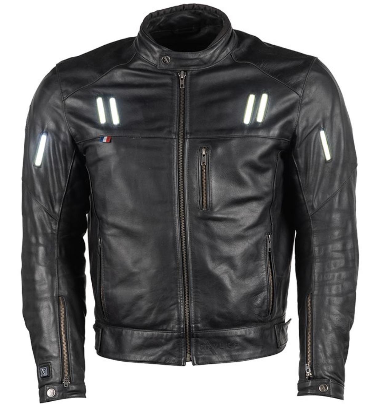 Code promo Motoblouz : Un blouson de moto lumineux Raylier d'une valeur de 595€ à gagner