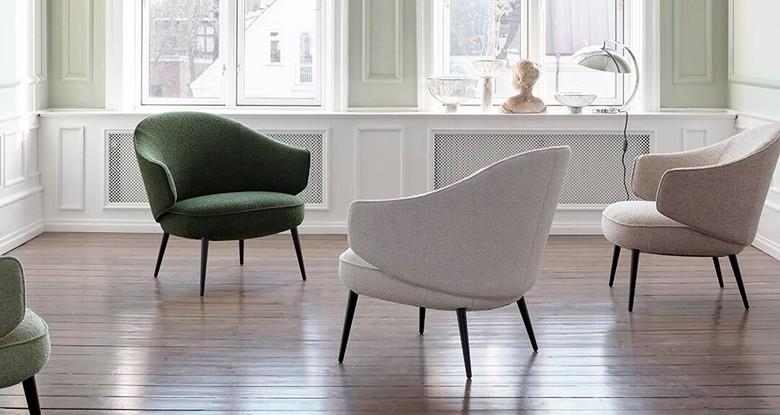 Code promo Le Journal de la Maison :  Un fauteuil Charlotte à gagner